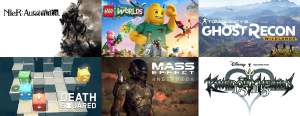 Upcoming Games March 2017
