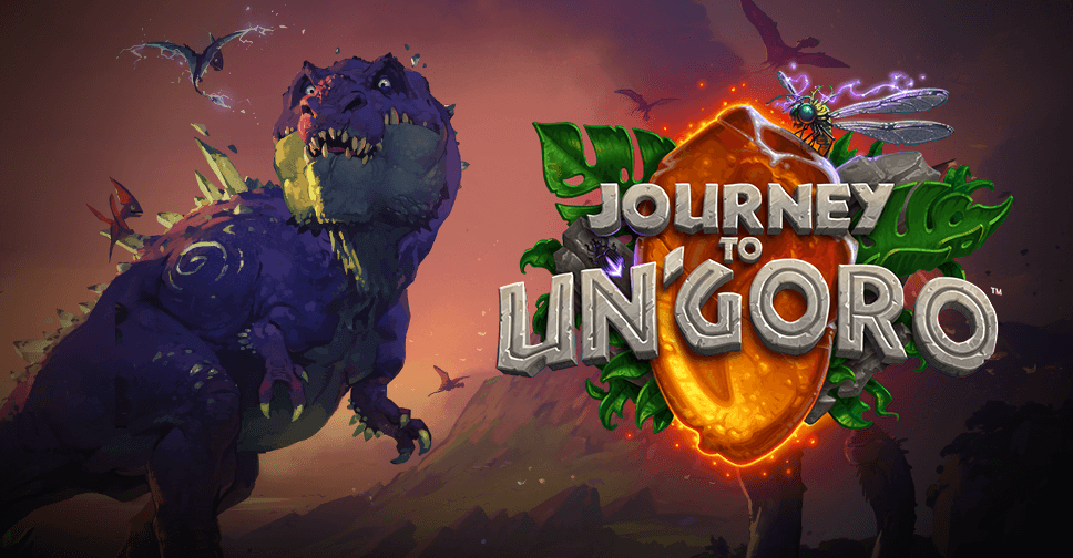 Journey to Un'Goro Logo