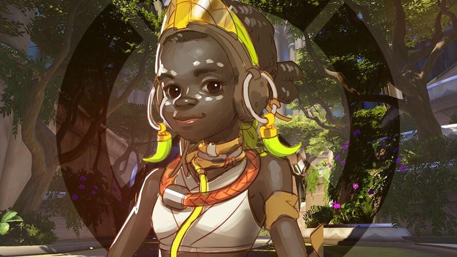 Overwatch Teases Efi Oladele