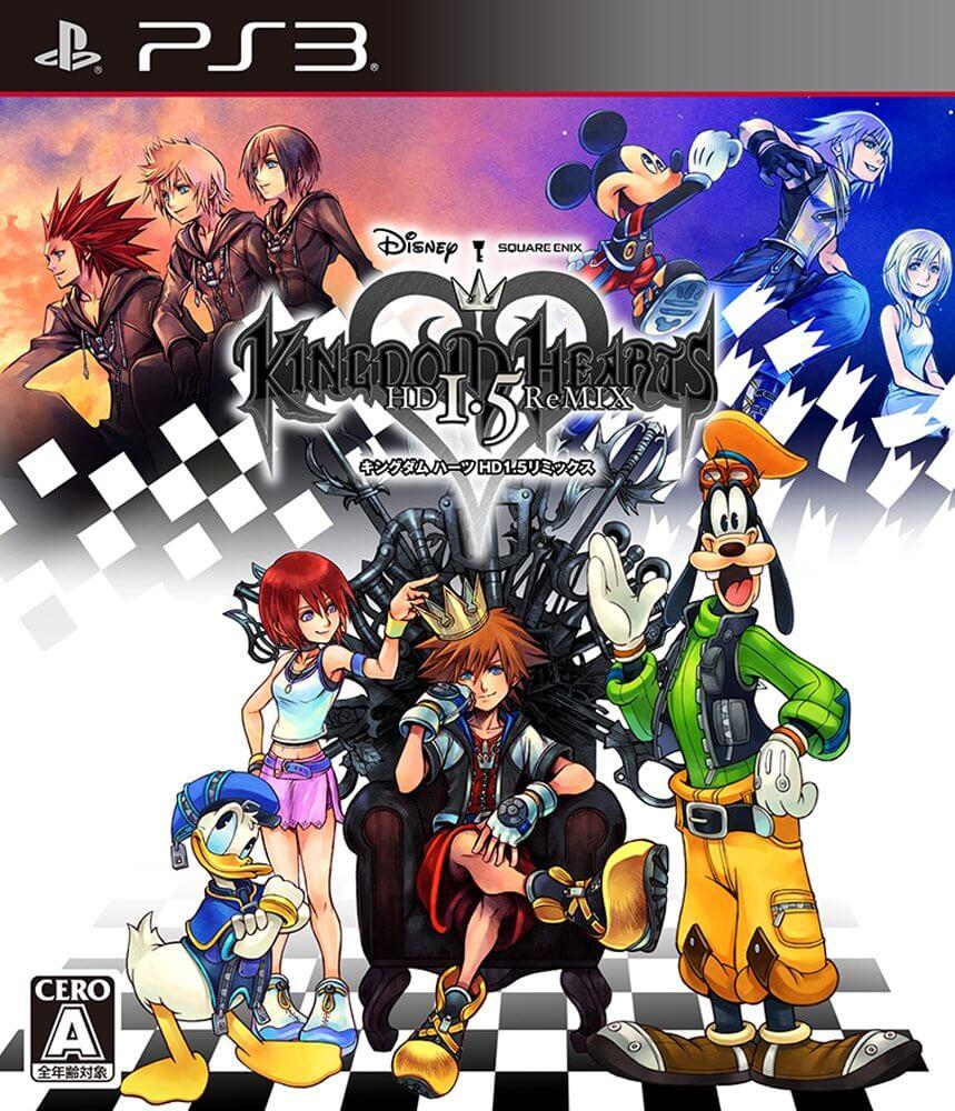 Kingdom Hearts 1.5 x 2.5
