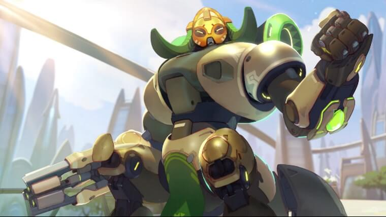 Orisa - Overwatch's Newest Hero