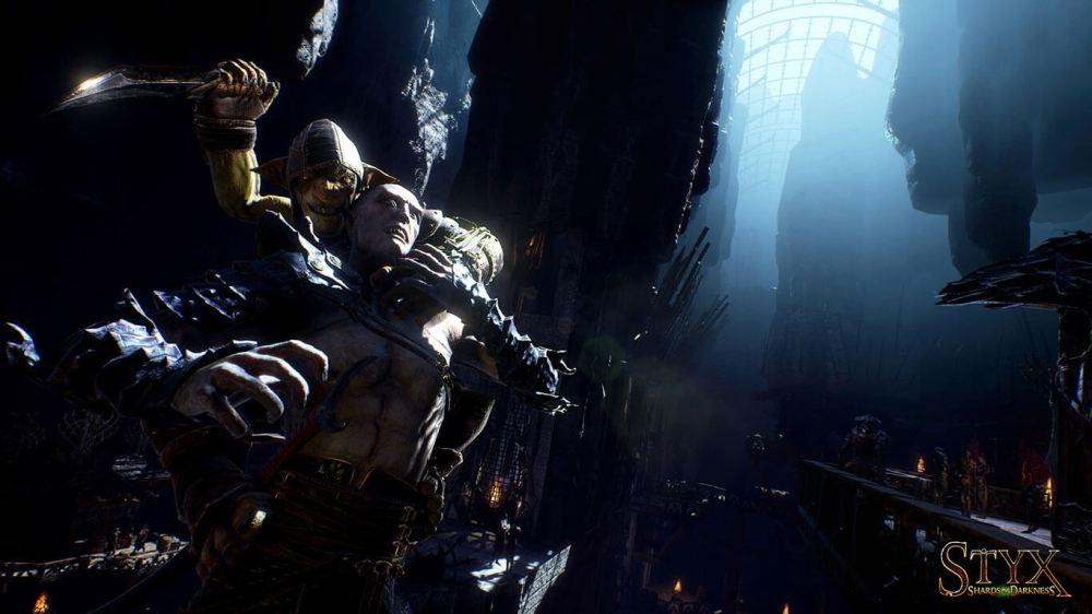 Watch: Sneak Around With Friends In Styx: Shards of Darkness
