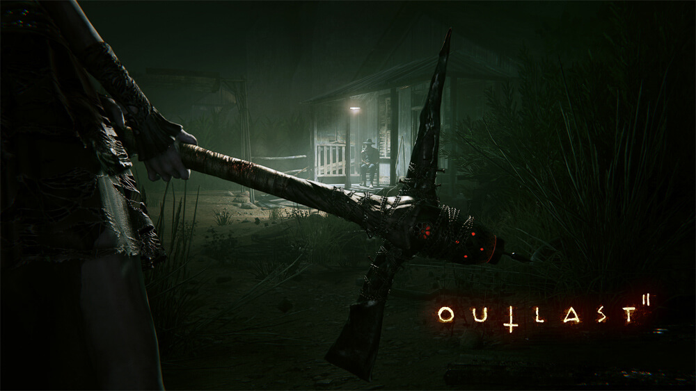 Outlast 2 Scares Up Players Next Month