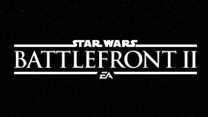 Star wars battlefront 2 title card