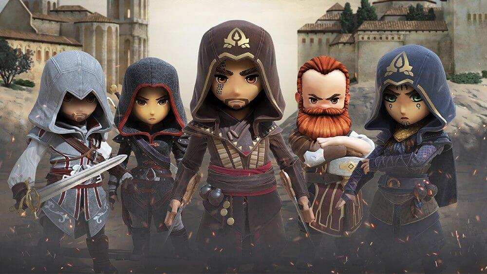 Assassins Creed: Rebellion