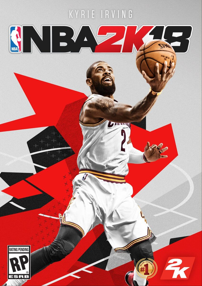 Kyrie Cover NBA 2K18