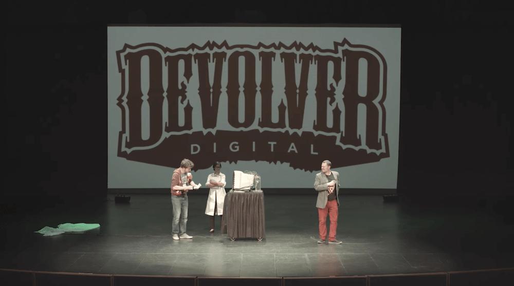 Devolver Digital Screen Pay E3 2017 1