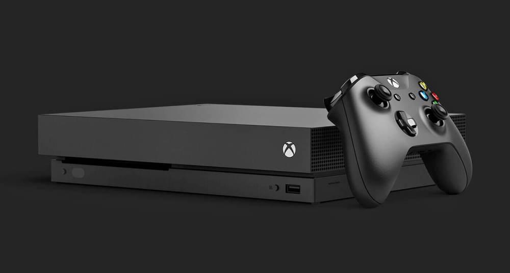 Xbox One X standard edition