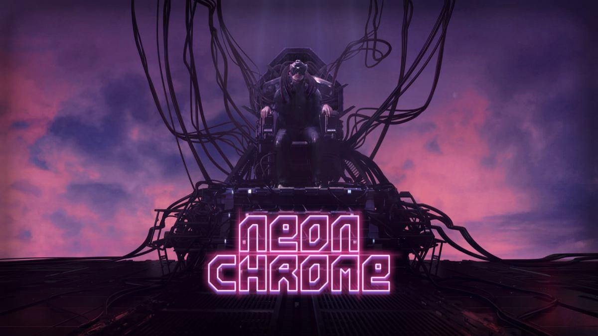 PlayStation Plus - Neon Chrome