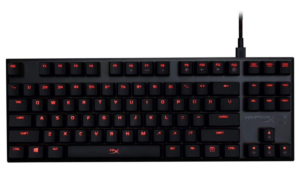 Alloy FPS Pro keyboard