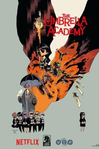 Umbrella Academy Netlfix