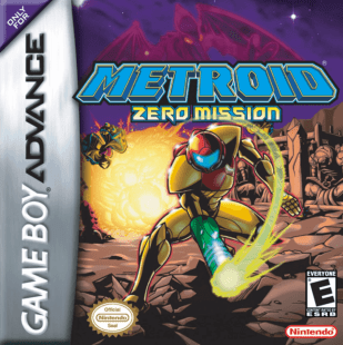 Metroid Zero Mission Box Art The Metroid Story