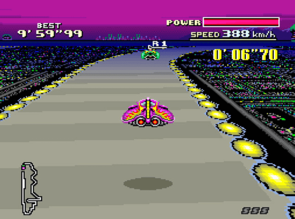 F-Zero SNES Classic