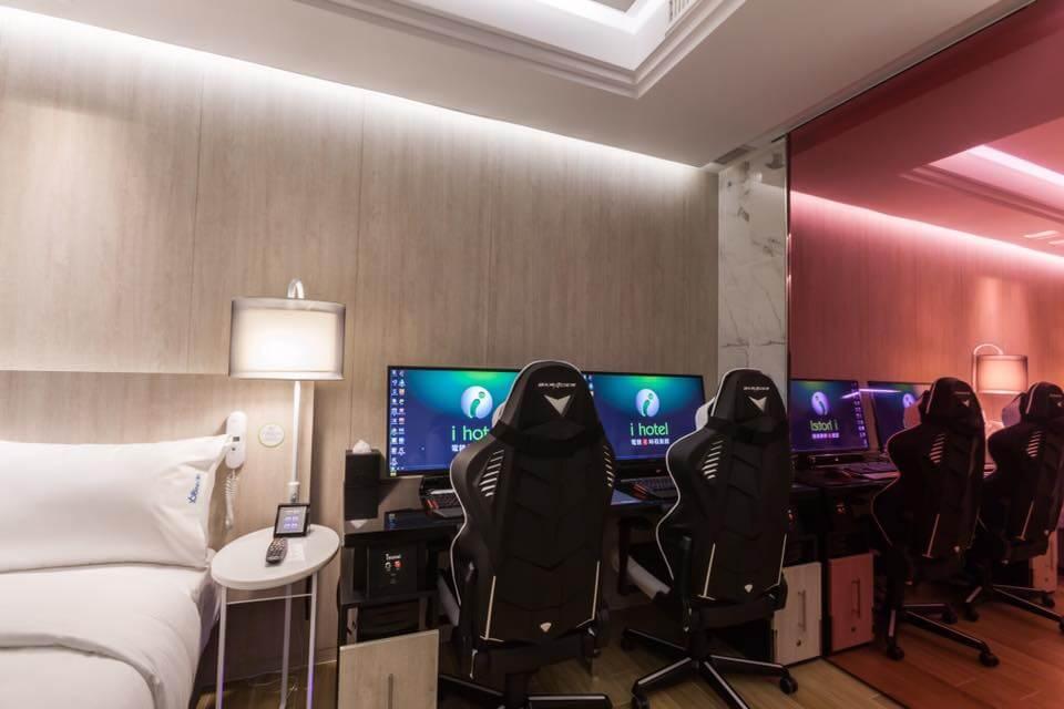 Taiwan gaming hotel