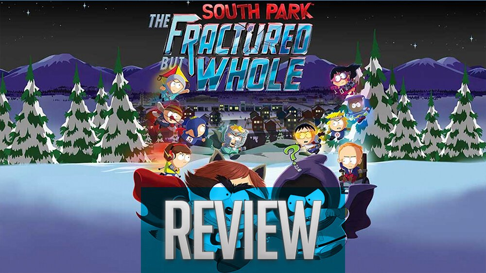 South Park the Fractured But Whole Review Featured Image