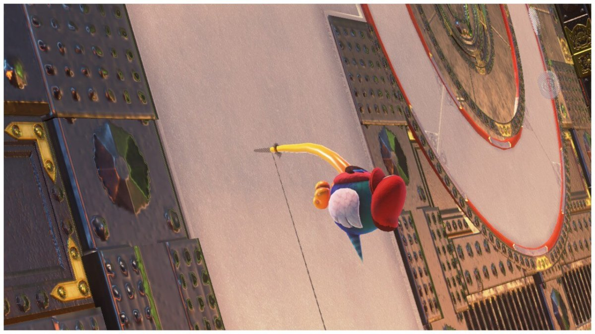 Pokio Capture Mario Odyssey