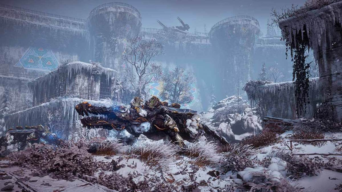 Horizon Zero Dawn The Frozen Wilds Scorcher