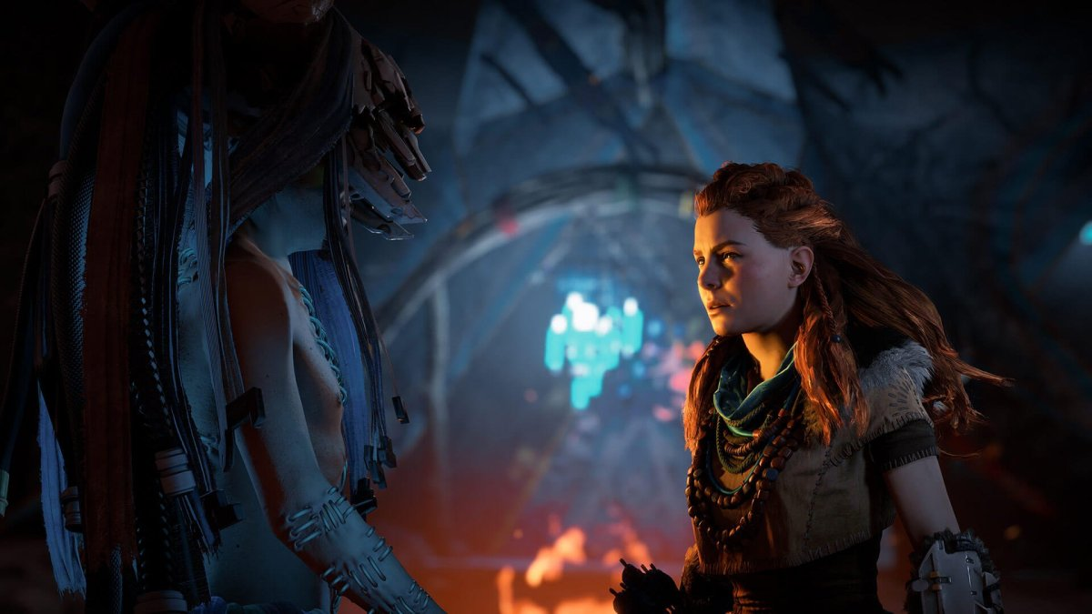 Horizon Zero Dawn The Frozen Wilds Story