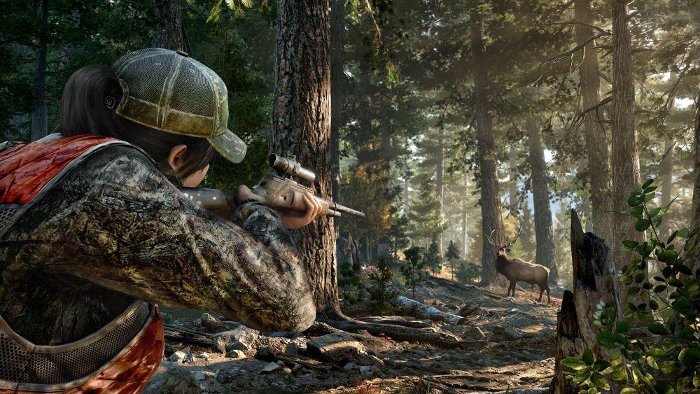 Far Cry 5 Hunting