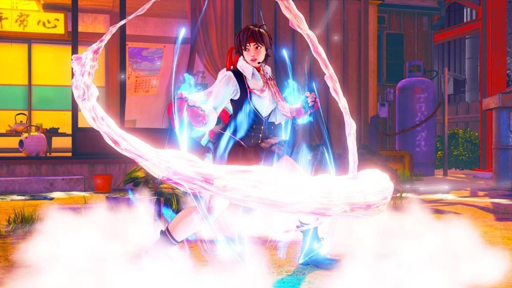 Sakura - Street Fighter