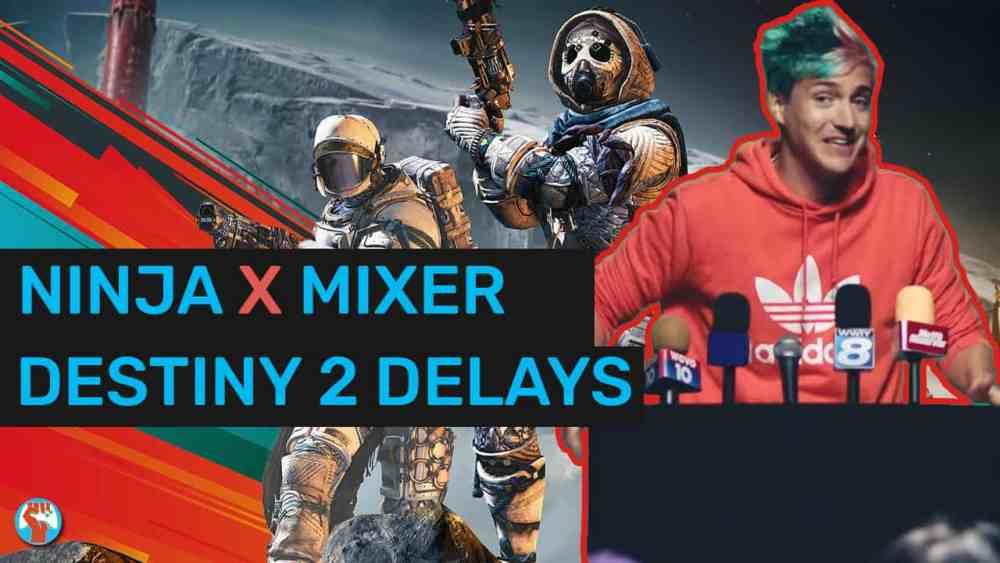 Ninja x Mixer