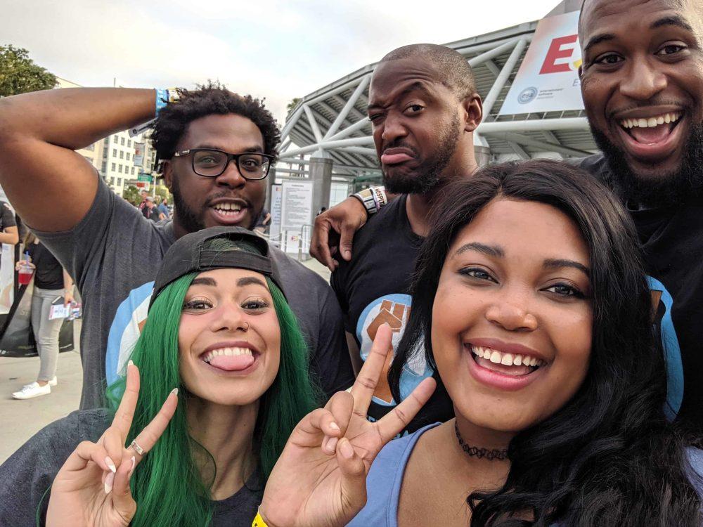 Game Fanatics at E3 2019