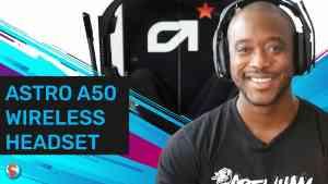 Astro A50