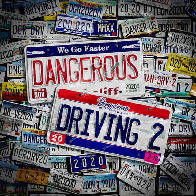 Dangerous Driving 2 Logo