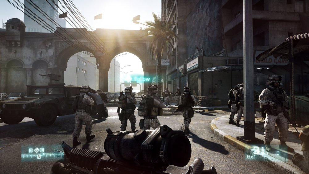 How can Battlefield 6 keep up with Call of Duty? BF Photo