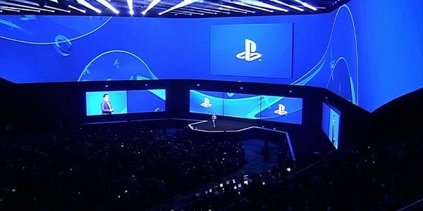 E3 is always a popular stop on the gaming calendar. (Photo By: Sony Entertainment)