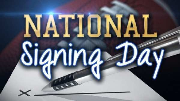 National Signing Day is upon us all across the country. It's a day of hope for most college football fans. (Photo by San Antonio News 4)