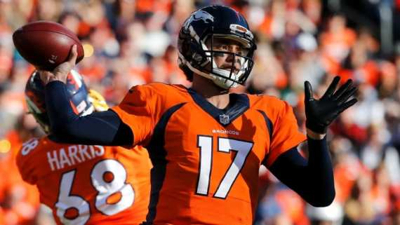 Brock Osweiler is heading to Houston, where does that leave Denver? (Photo By: ESPN)