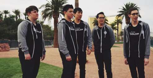 The TSM Dream Super Team of Lots of Talent looked shakey in the regular split, but showed up when it mattered most: Playoffs. Courtesy of TSM Store.