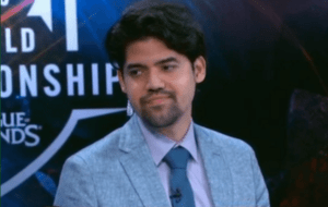 Sorry Crumbz (Image taken from Worlds Season 5 VOD on lolesports.com)