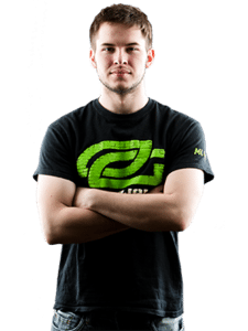 Karma picked up every bit of slacked needing, outshining team captain Scump this week. (Photo Courtesy: OpTic Gaming)