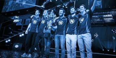 envyus major winners