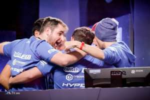 FalleN had one incredible performance on dust2, but otherwise relied on his team and coldzera. Photo courtesy hltv.org.