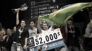 mibr's major title in 2006 under the likes of cogu and fnx was the height of Brazilian CS 1.6. Photo courtesy Vinicius Alves, Youtube.