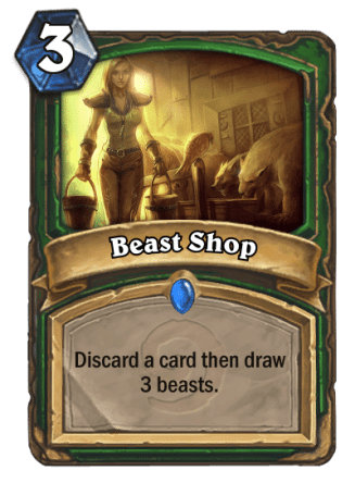 beast shop