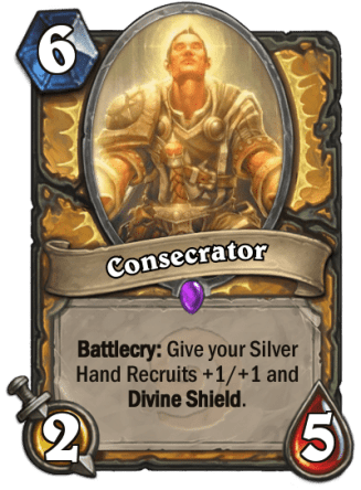 consecrator