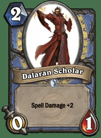 dalaran scholar