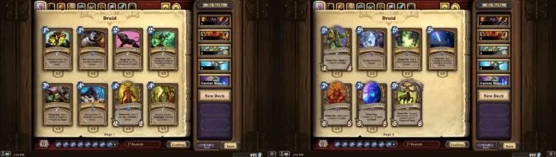 Druid Classic cards