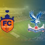 FC Cincinnati vs. Crystal Palace Recap