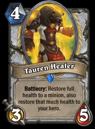 healer tauren