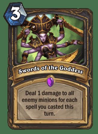 swords of the