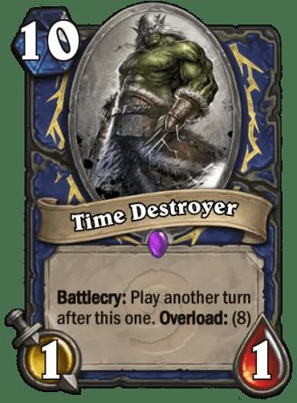 time destroyer