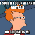 Why Your GREAT Fantasy Football Team Didn't Win it ALL Last Year