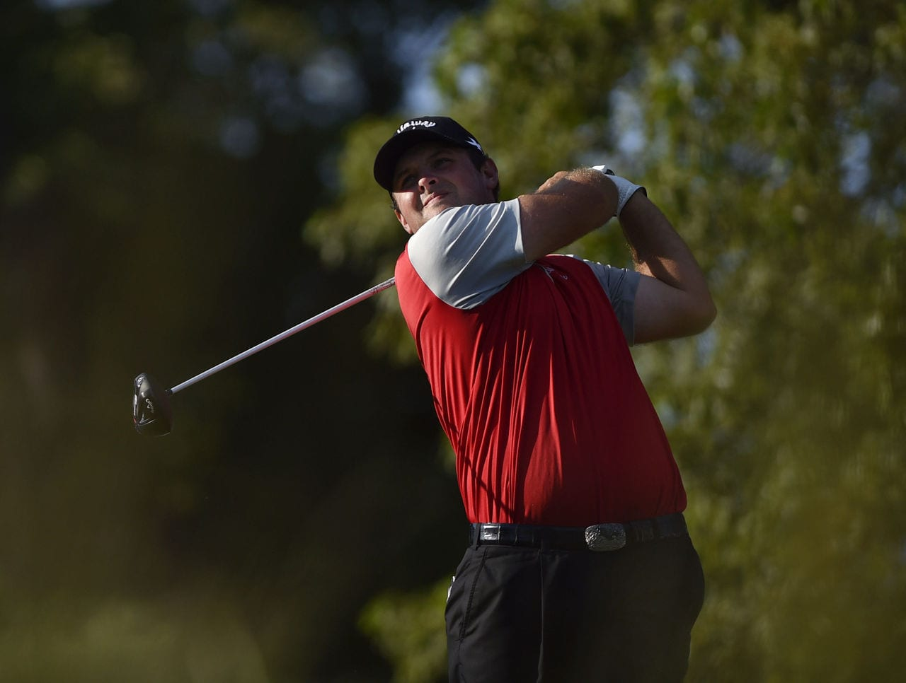 Patrick Reed (Courtesy of Eric Sucar and USA Today Sports/ via thescore.com)