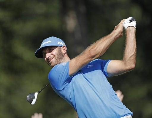 Dustin Johnson (Courtesy of AP Photo/ Scott Bazemore/ via kmov.com)