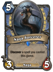 Naga sorcerer